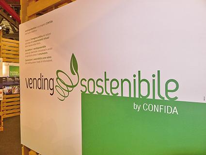 Confida por un vending sostenible