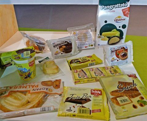 Productos Vidafree_canal vending_ Alimentaria 2014