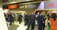 Stand de N&W Global Vending durante la pasada edición de Venditalia en 2016.